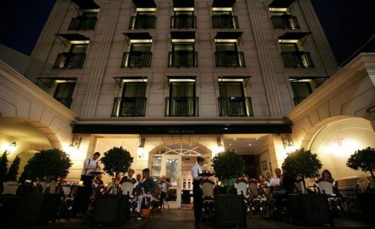 Hoteles 5 Estrellas Sainte Jeanne - Guemes / Mar del plata