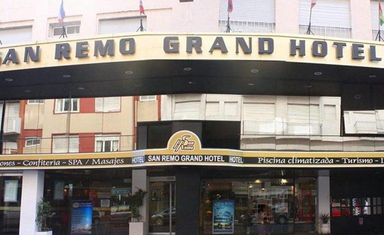 San Remo Grand Hotel - Microcentro / Mar del plata