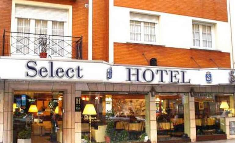 Hotel Select - Hoteles 2 estrellas / Mar del plata
