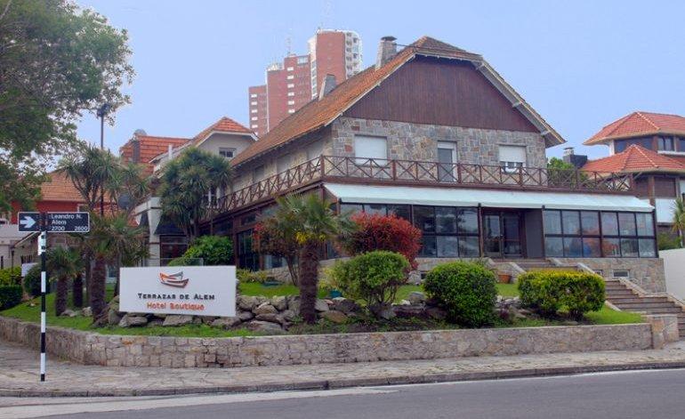 Hoteles 3 Estrellas Terrazas De Alem - Playa grande / Mar del plata