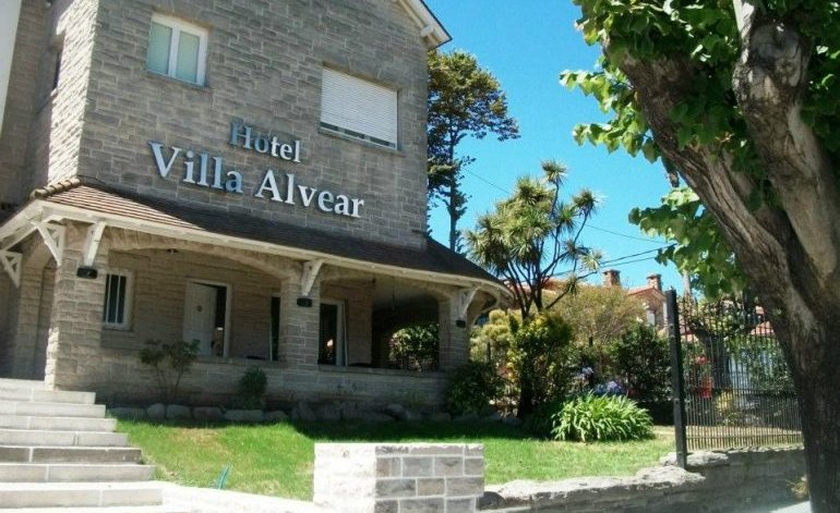Hoteles 5 Estrellas Villa Alvear - Playa varese / Mar del plata