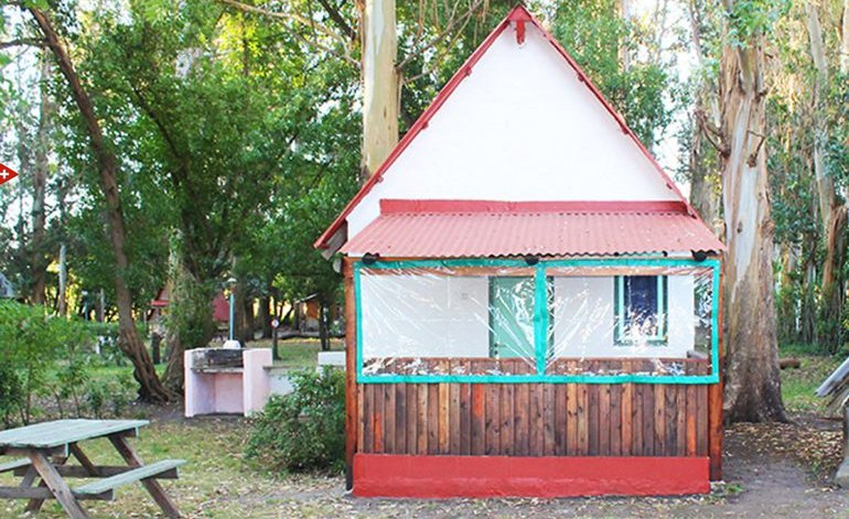 Las Brusquitas - Camping / Miramar