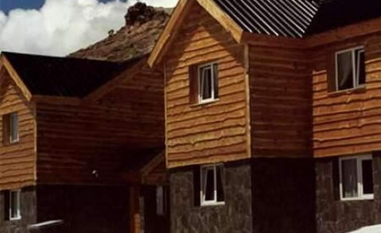 Cabanas Cabañas Aldea Termal - Copahue / Neuquen