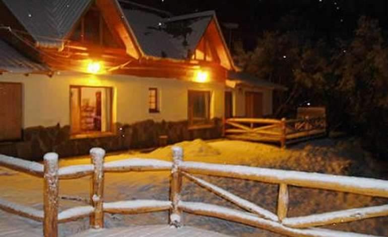 Cabañas Bahía Radal - Villa pehuenia / Neuquen