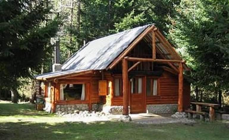 Cabañas Eluney - Villa traful / Neuquen