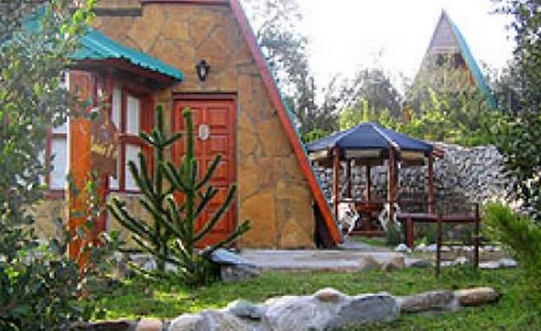Cabañas Mirador Del Lago - Villa pehuenia / Neuquen