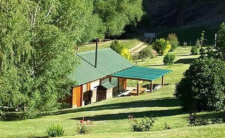 Cabañas Lodge Nahuel Mapi