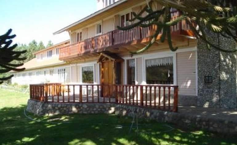 Hosteria Hostería La Bella Durmiente - Villa pehuenia / Neuquen