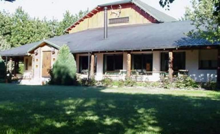 Lodges de pesca Hostería San Huberto