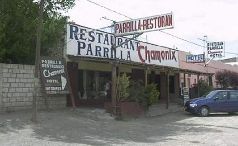 Residenciales Residencial Chamonix - Piedra del aguila / Neuquen