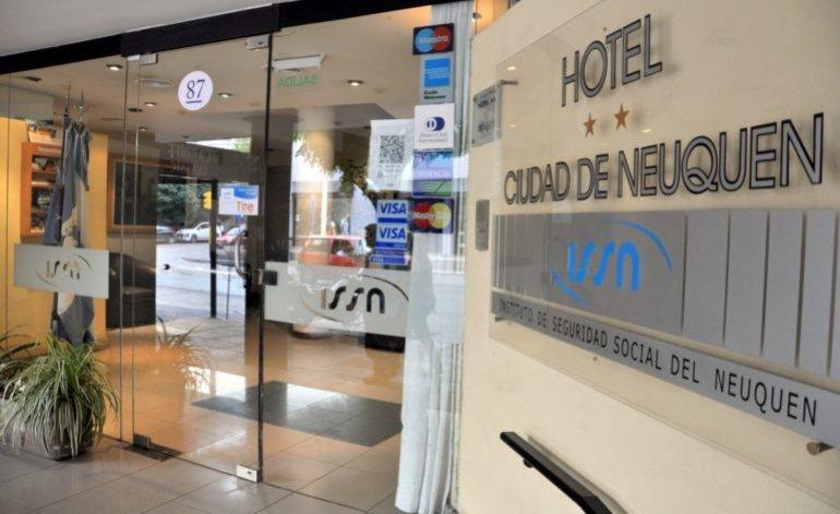 Hotel Ciudad Neuquen ISSN - Hoteles 2 estrellas / Neuquen