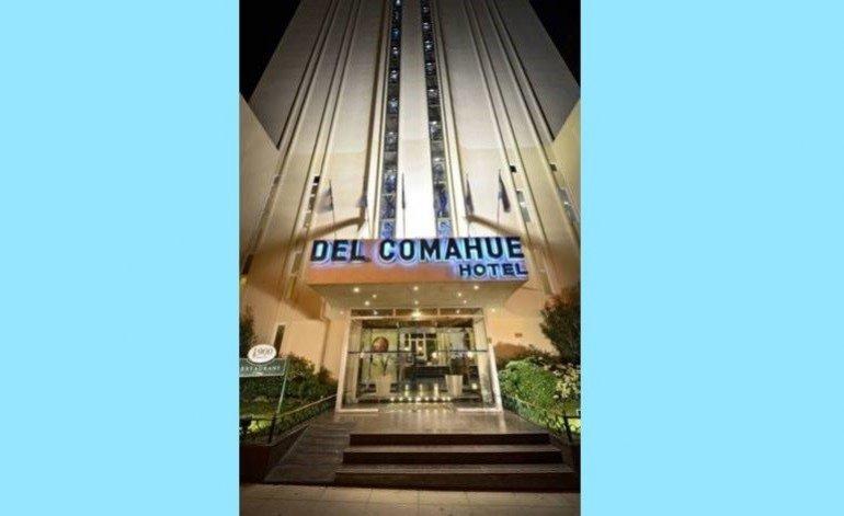 Hoteles 4 Estrellas Hotel Del Comahue - Neuquen capital / Neuquen
