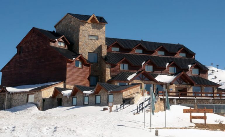 Hotel Nieves Del Cerro - Spa resorts / Neuquen