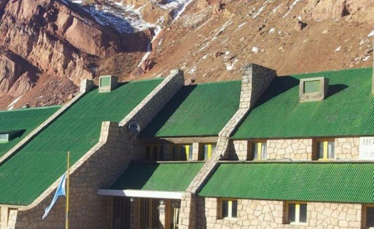 Refugio de montana Hostería puente del inca