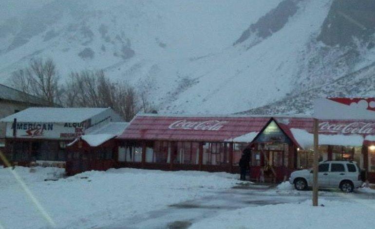Refugio de montana refugio cerro aconcagua