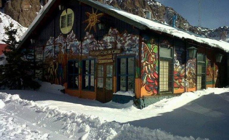 Refugio de montana Refugio Cruz de Cana