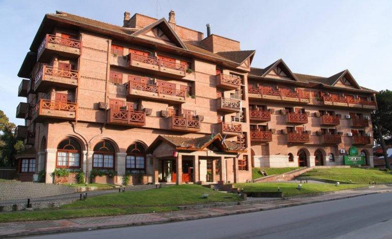 Hotel Algeciras - Hoteles 4 estrellas / Pinamar