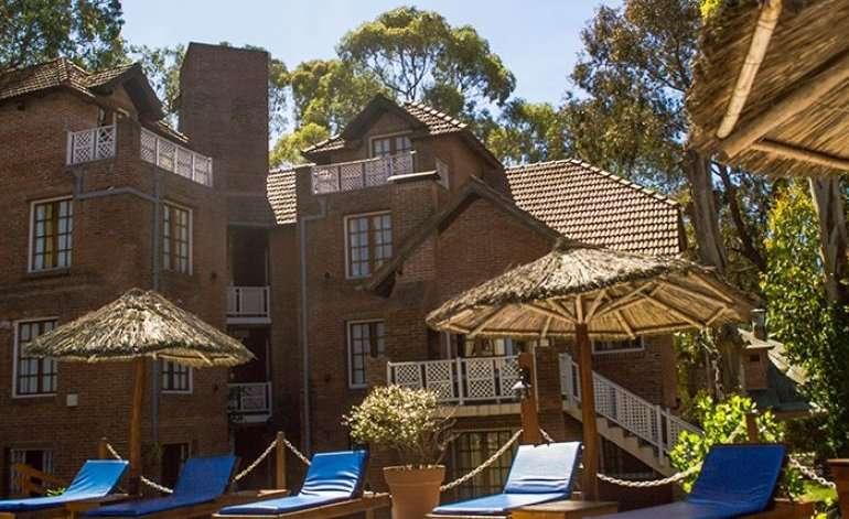 Apart hotel Los Pajaros
