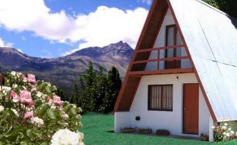 Bungalows Departamentos Temporario Bungalow Montes - El bolson villa lago puelo / Rio negro