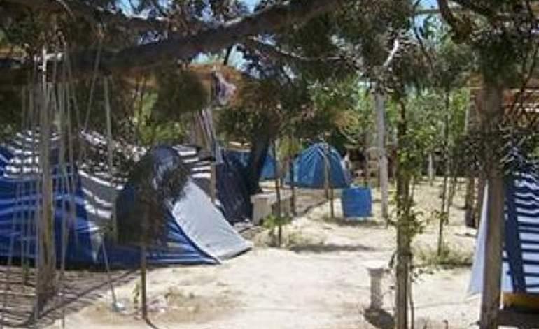 Camping Vialidad Nacional - Las grutas rio negro / Rio negro
