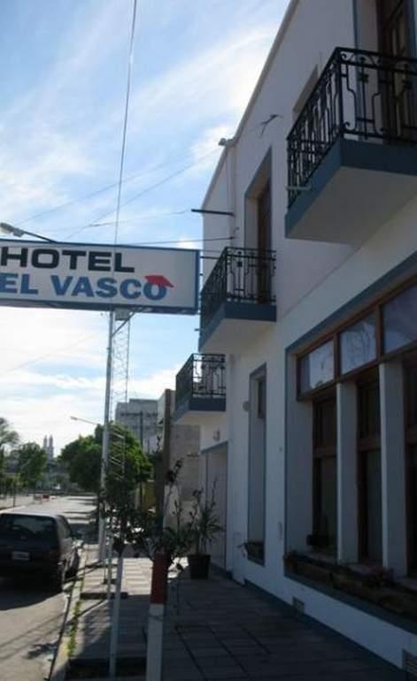 Hotel  El Vasco