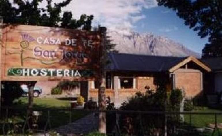San Jorge Hostería - El bolson villa lago puelo / Rio negro