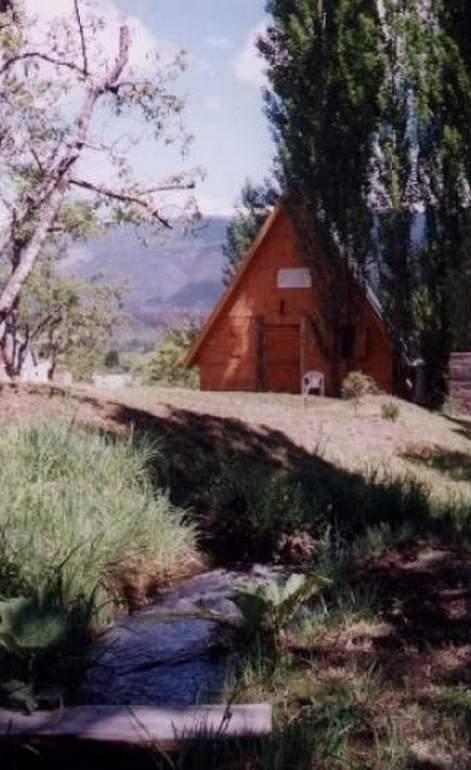 Cabañas Peuma Hue - El bolson villa lago puelo / Rio negro