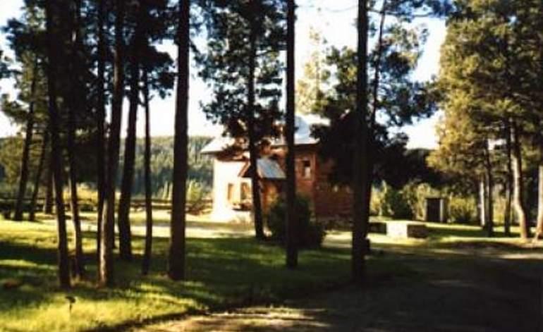 Cabañas Martha - El bolson villa lago puelo / Rio negro