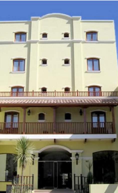 Hotel Altos del Balcarce