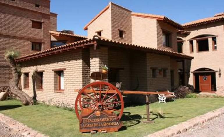 Hoteles 2 Estrellas La Casa De La Bodega - Angastaco / Salta