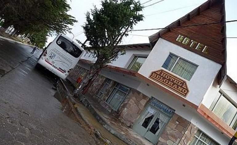 Hoteles 2 Estrellas Belgrano - Perito moreno / Santa cruz