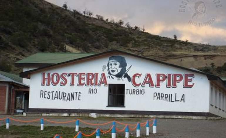 Hosterias Capipe - Rio turbio / Santa cruz