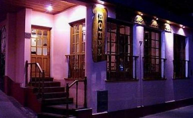 El Viejo Miramar - Hoteles 1 estrella / Santa cruz