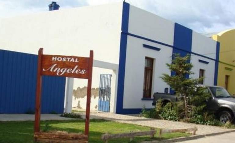Albergues Hostel Hostal Angeles