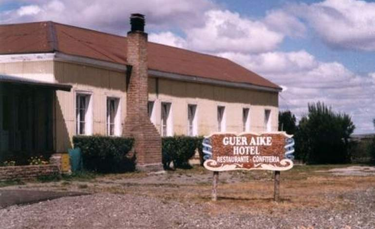 Hotel Guer Aike - Alojamiento en estancias / Santa cruz