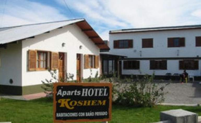 Koshem - Apart hoteles / Santa cruz