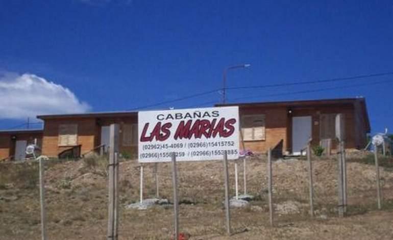 Cabanas Las Marias - Puerto san julian / Santa cruz