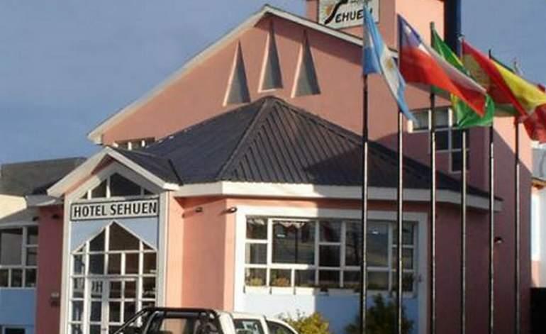 Hoteles 2 Estrellas Sehuen - Rio gallegos / Santa cruz