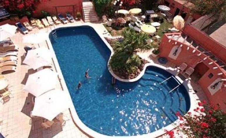 Hotel Termal Rio Hondo - Santiago del estero capital / Santiago del estero