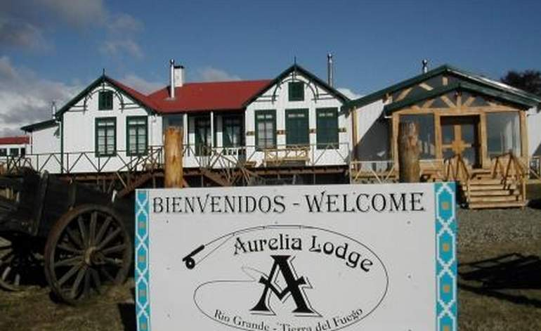 Lodges de pesca Aurelia Lodge