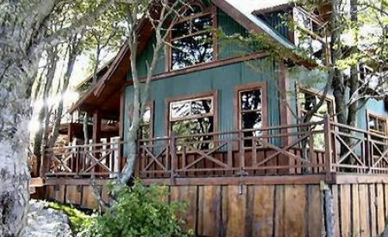 Cabaña Bungalow Cabañas De la Bahía
