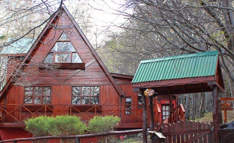 Cabaña Bungalow Bosque del Faldeo