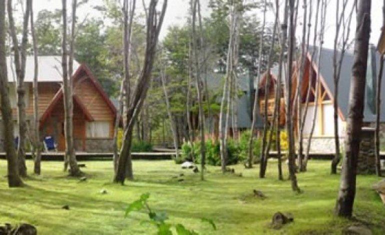 Cabaña Bungalow Cabañas rio andino