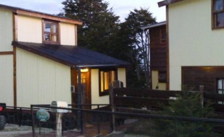 Cabaña Bungalow Cabañas Ushuaia