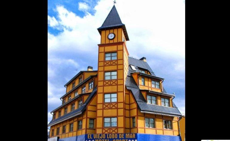 Apart hotel El Viejo Lobo de Mar
