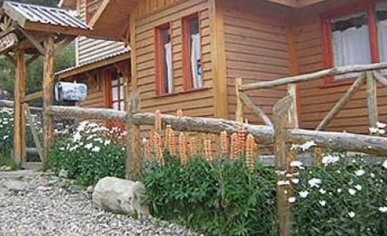 Cabaña Bungalow Cabañas Del Lem