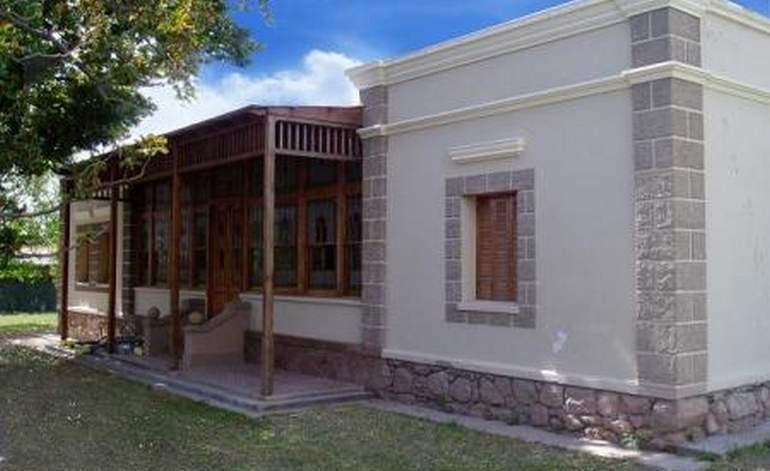 Estancias Alto Chacras - Chacras de coria / Mendoza