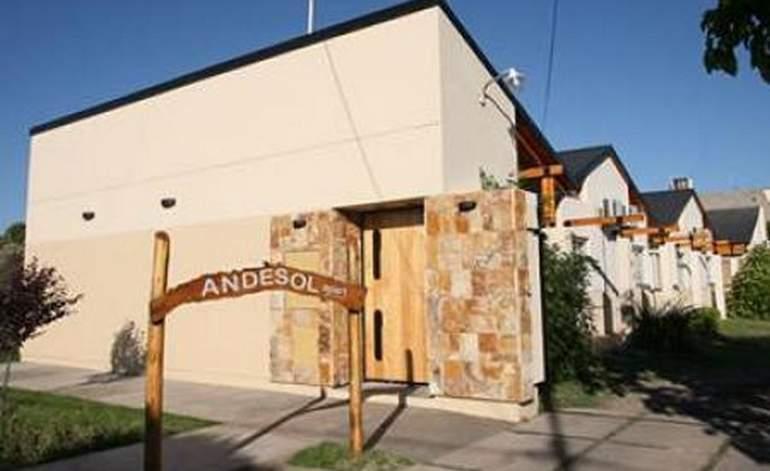 Andesol Apart - San rafael / Mendoza