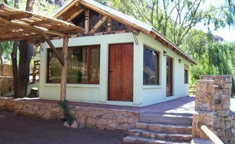 Cabañas Buena Vista - Ciudad de mendoza / Mendoza