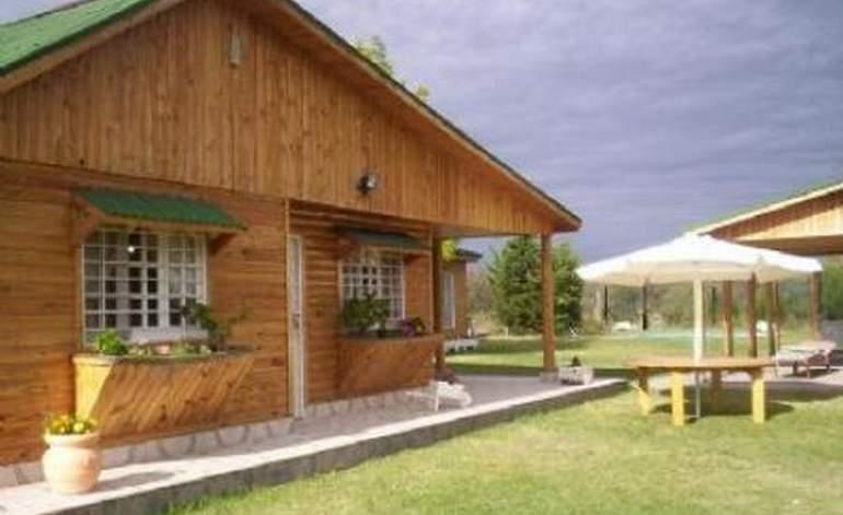 Cabaña Blanco Encalada - Lujan de cuyo / Mendoza